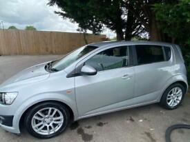 2013 Chevrolet Aveo 1.4 LTZ 5dr Eco Stop/Start