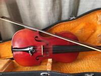 Western Germany Violin