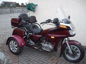 honda goldwing GL 1200 interstate trike