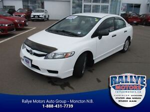 2010 Honda Civic DX-G! Trade-In! Save!
