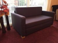 SOLSTA IKEA Sofa Bed - Grey