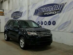 2018 Ford Explorer Base 100A 3.5L