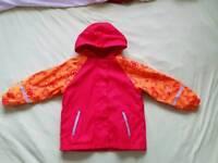 Childs age 2-4 raincoat