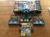 Lego dimensions Xbox 360 bundle