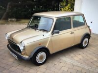 1986 MINI MAYFAIR ONLY 21,570 MILES
