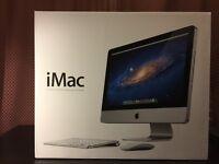 "21.5"" Apple iMac Desktop Computer 2.5GHz i5, 20GB RAM, 500GB HDD"