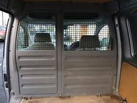 VW Caddy Bulkhead plastic ONO