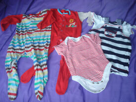 Baby Boy's Clothes from 6 months to 3 years