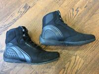 Dainesse motorcycle scooter shoes boots waterproof 44