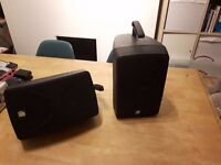 Great PA and monitor speakers- dB Technologies k162 speakers