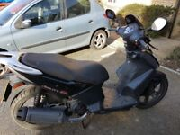 Spares and repairs kymco agility 125