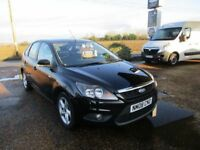 Ford focus Zetec 1.6 petrol Sold with new cambelt kit and service + 12 months mot 3 months warranty