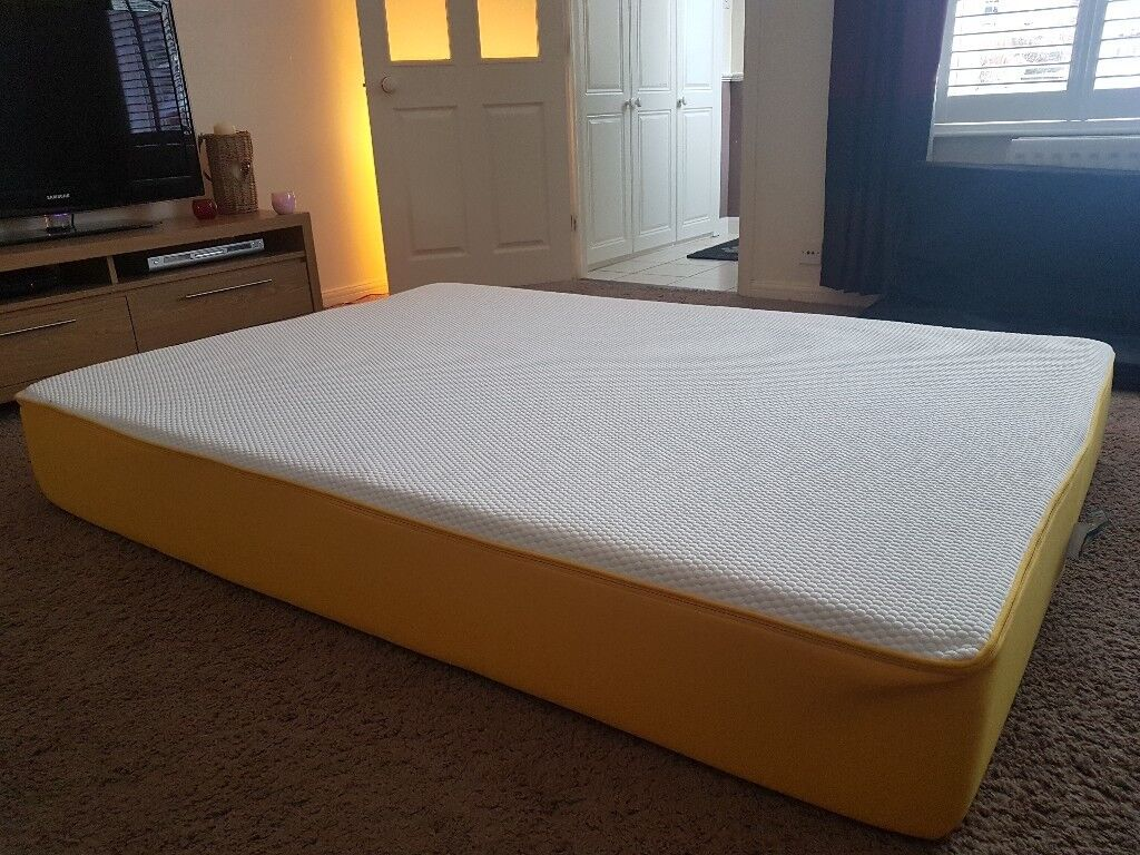 Rejuvinated Eve Mattress Double 4ft6