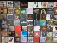CD collection. 90's rock.