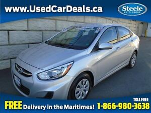 2016 Hyundai Accent GL Htd Seats Fully Equipped Cruise
