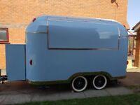 Airstream Catering Trailer Burger Van Pizza Trailer Food Cart 3500x2100x2300