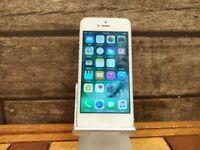 IPhone 5 16GB unlocked silver