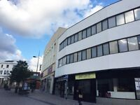 COMERCIAL UNIT PICCADILLY - HANLEY CITY CENTRE - LOW RENT - BRILLIANT LOCATION