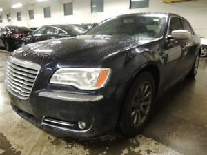 2012 Chrysler 300 LIMITED, PANO ROOF, LEATHER, ALLOYS