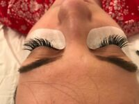 Semi permanent mink lashes