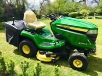 """Brand New John Deere X350R Ride on mower - 42"""" deck - lawnmower - Honda / Kubota / Toro"""