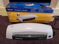 A4 laminator used but in excellent condition