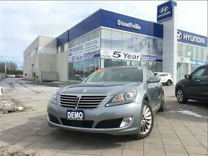 2014 Hyundai Equus Ultimate at DEMO