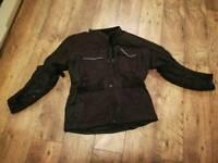 Oxford motorcycle jacket