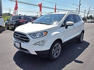 2018 Ford EcoSport Titanium - only $235 all in biweekly!