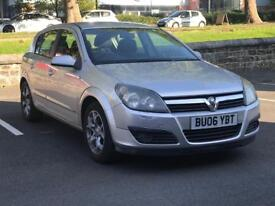 VAUXHALL ASTRA 2006 (06 REG)*£999*12 MONTHS MOT*CHEAP CAR TO RUN*PX WELCOME*DELIVERY*