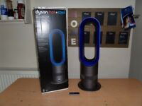 Dyson AM05 Hot and Cold Bladeless Fan Heater - Good Condition and Works perfectly. Boxed & Remote