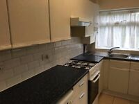 A TWO DBLE BEDROOM GROUND FLOOR FLAT LOCATED MOMENTS FROM HEATHROW WITH GARDEN-IT PROFESS PREFERRED