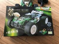 BARGAIN. ANNSMANN RADIO CONTROLLED RC CAR IN EXCELLENT CONDITION. LOCAL DELIVERY POSSIBLE