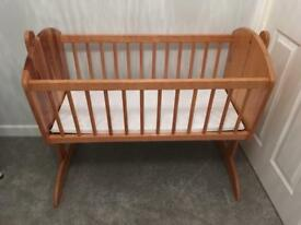 Toys r us Wooden Crib