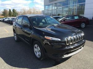 2016 Jeep Cherokee Sport *_*0% 48 MOIS*_*TEMPS FROID*_*