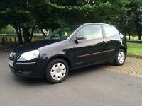 VW POLO 1.2 E 3DR NICE RELIABLE CAR