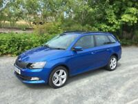 2016 (66) Skoda Fabia SEL 1.4 TDI Estate - Only Done 4,000 Miles