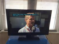 """Toshiba 32"""" TV with DVD Player built in"""