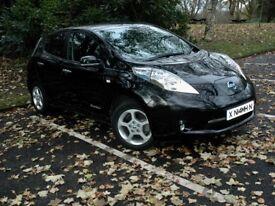 Nissan Leaf Acenta Sept 2014