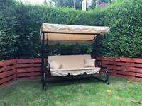 Garden swing / bed