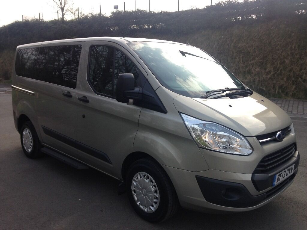 2013 ford transit tourneo custom 300 trend 9 seater. Black Bedroom Furniture Sets. Home Design Ideas
