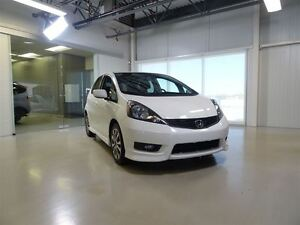 2014 Honda Fit Sport 5MT