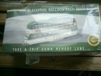 Die cast blàckpool tram model