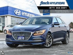 2016 Hyundai Genesis 3.8 Premium 3.8 Premium | Power Sunroof...