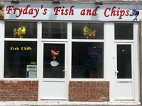 fish and chips shop for sale
