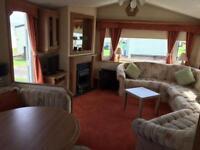 Carnoustie Golf 2018 Caravan for rent Arbroath.