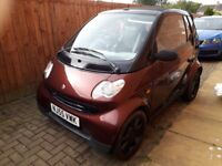 Smart ForTwo Truestyle convertible