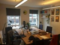 Fantastic Shoreditch office for up to 6 people in E1