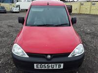 Vauxhall Combo 1.3 CDTI 75 16V 2005