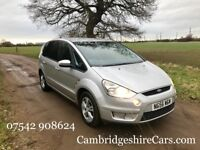 2006 FORD S MAX 2.0 TDCI ZETEC - DIESEL- 7 SEATER - 1 OWNER